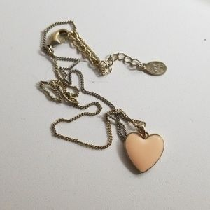 Jewelry - Necklace heart